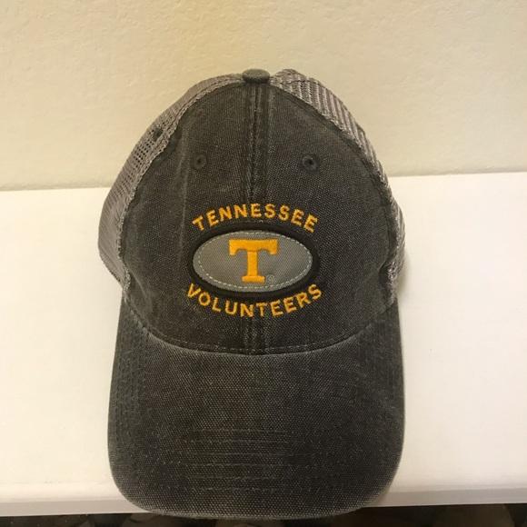 watch e7781 e5620 NWOT Tennessee Volunteers Dark Gray Trucker Hat. M 5cd24369aa7ed374eadbade6